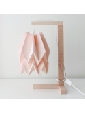 Table Lamp Plain Pastel Pink