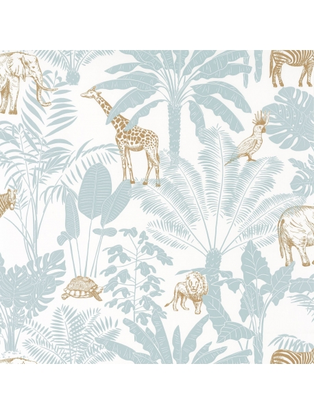 Papel Jungle