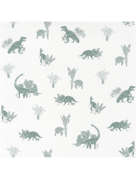 Papel Jurassic World White