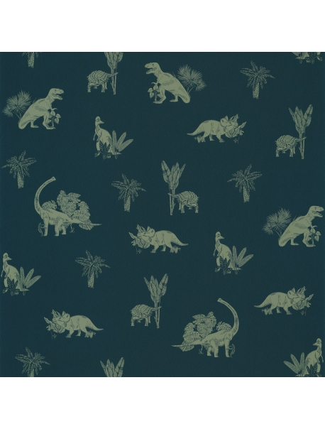 Papel Jurassic World Black